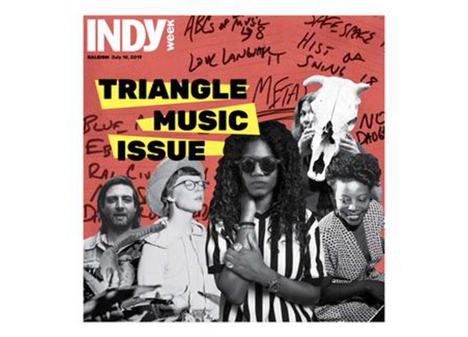 Indy Week 2019 Triangle Music Issue